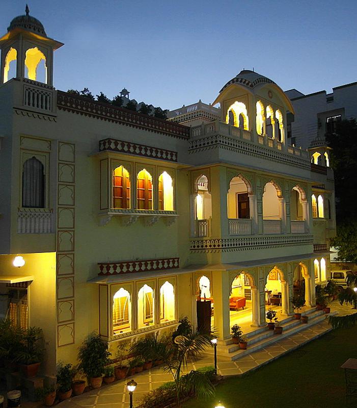 Krishna Palace