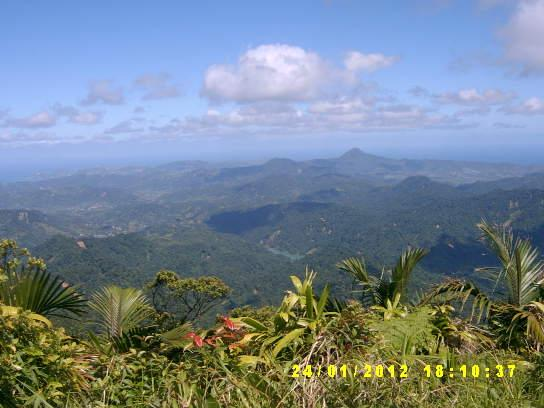 Mount Gimie