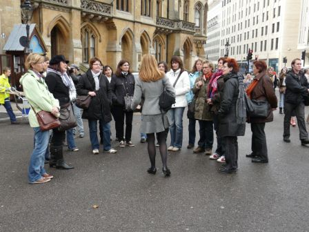London Tours auf Deutsch