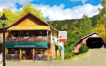 Forksville General Store and Restaurant