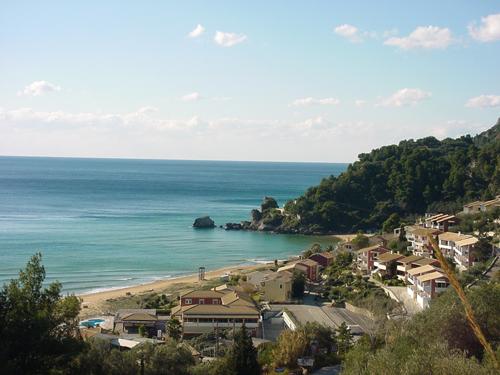 Corfu Glyfada Beach Menigos Resort