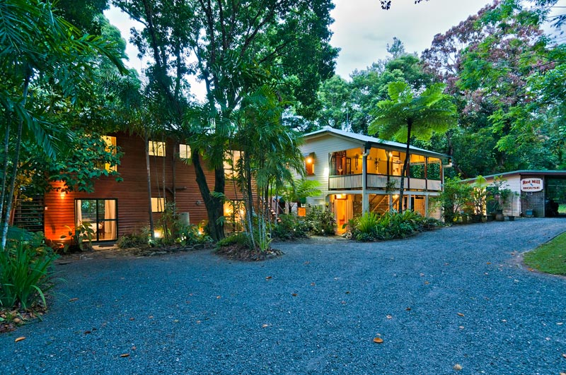 Red Mill House in Daintree
