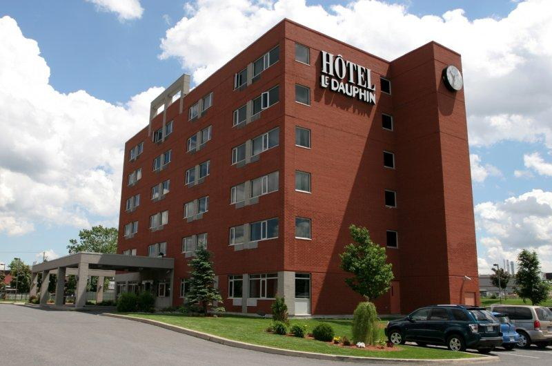 Hotel Dauphin Montreal - Longueuil