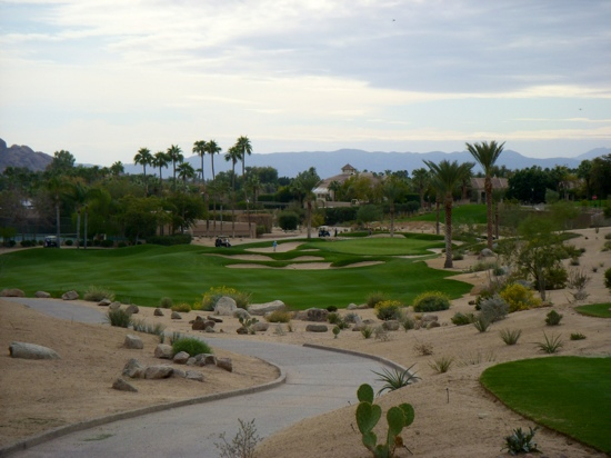 ‪The Phoenician Golf Course‬