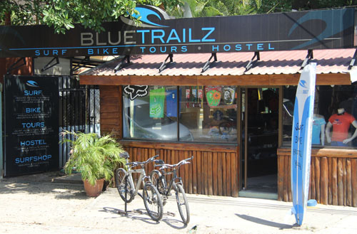 Blue Trailz Surf School and Shop