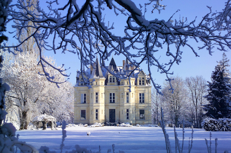Chateau de la Verrerie