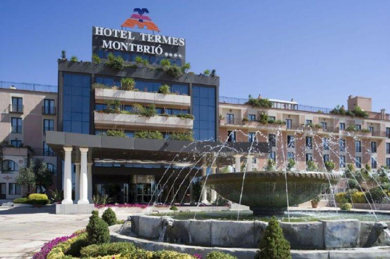 Montbrio del Camp Spain  city photos : Hotel Termes de Montbrio Resort Spa & Park Montbrio del Camp, Spain ...