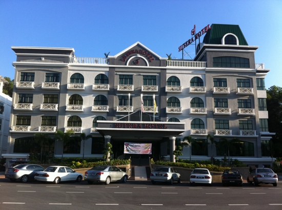 โรงแรมซูเทร่า