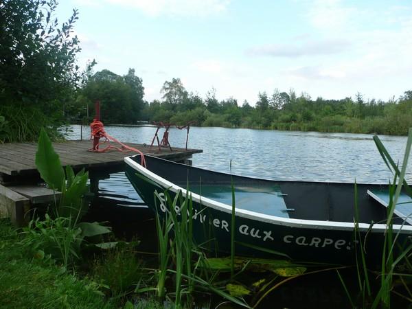 Camping du Vivier aux Carpes