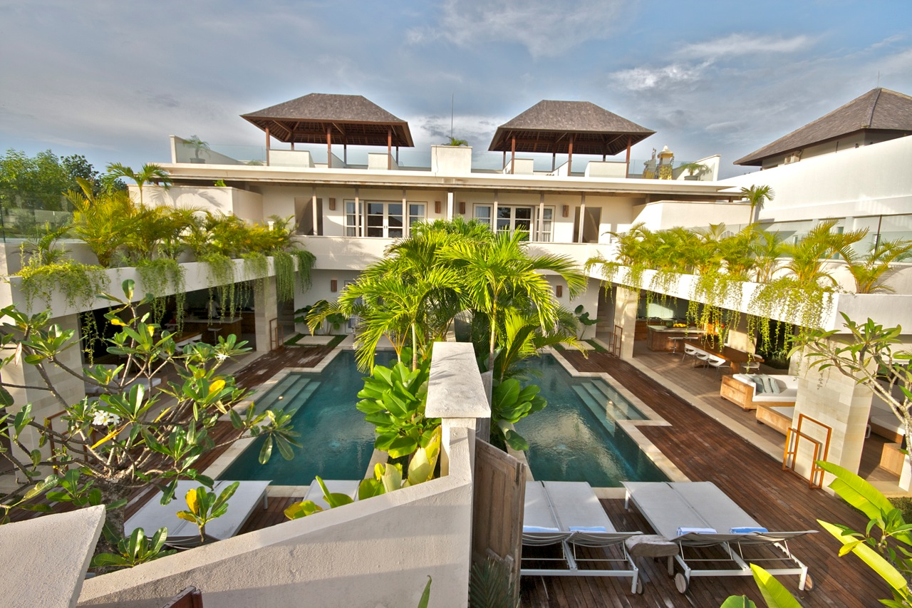 Pantai Indah Villas Bali
