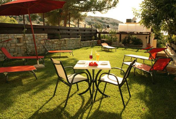 Hotel Sunshine Matala