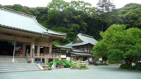 Chinkokuji Temple