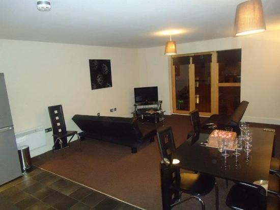 CityServe Luxury Base Serviced Apartments