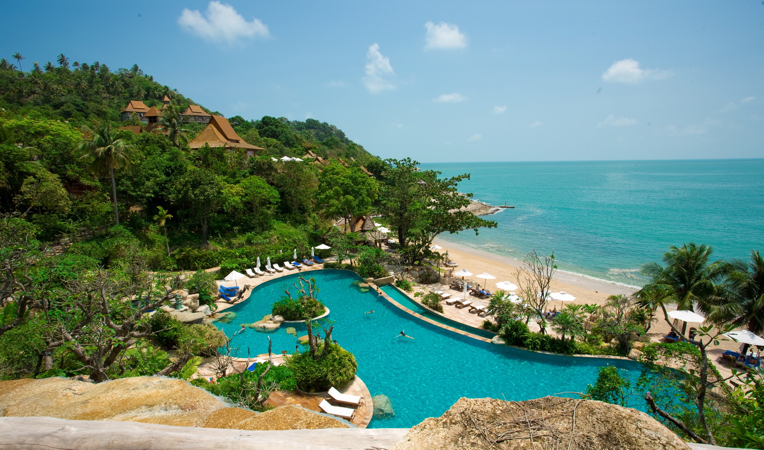 ‪Santhiya Koh Phangan Resort & Spa‬