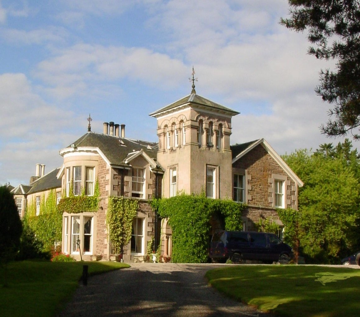 Loch Ness Country House Hotel at Dunain Park