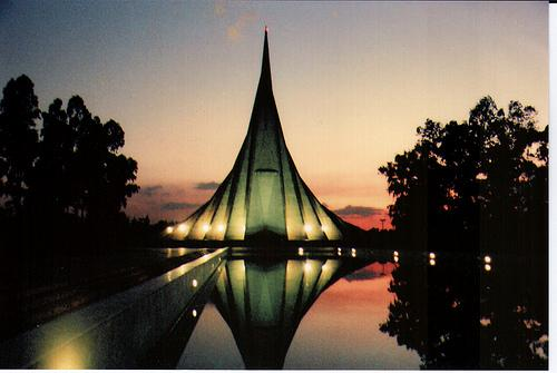 Jatiyo Sriti Shoudho (National Martyrs' Memorial)