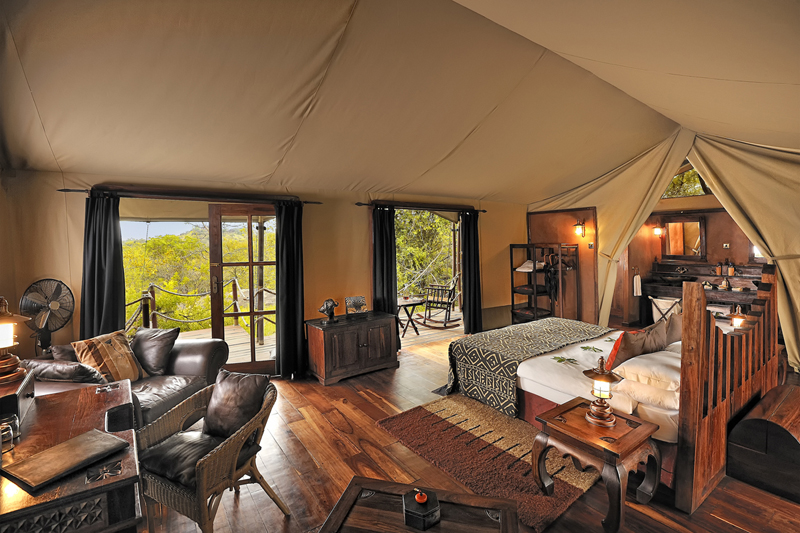 Serengeti Migration Camp