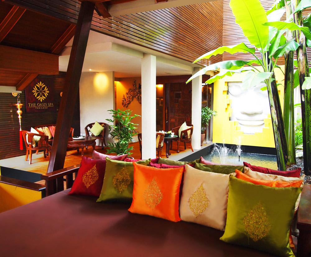 spa solna oasis thai spa