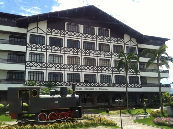 ‪Blumenau City Hall‬