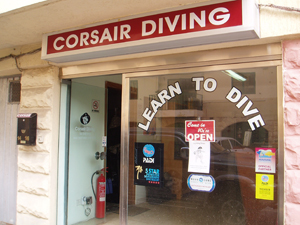 ‪Corsair Diving Malta‬