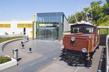 Musee des Chemins de fer du Kaeserberg