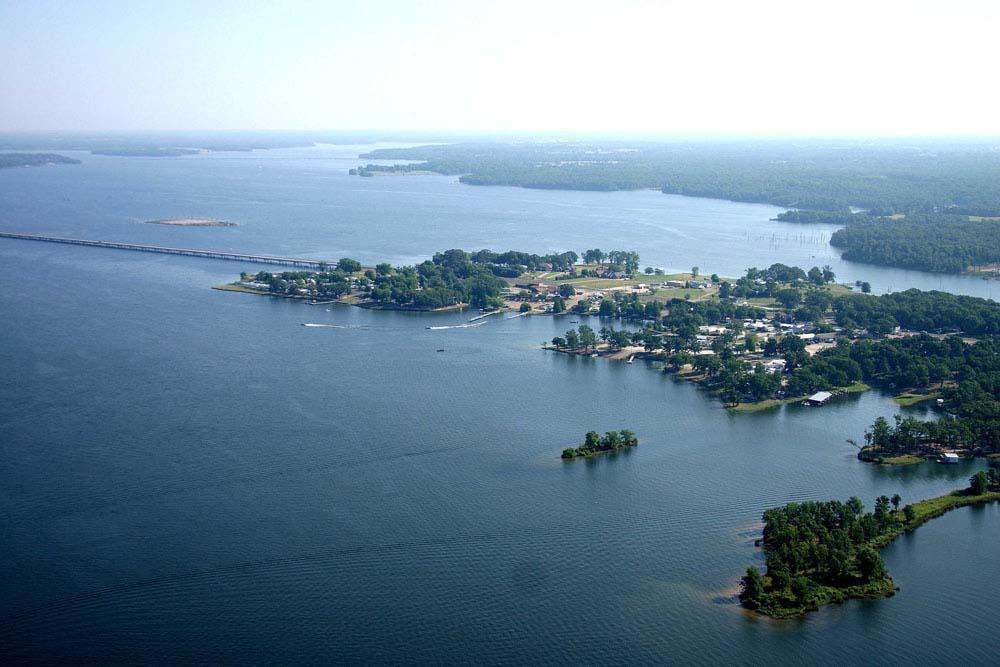 Oak Ridge Marina Lake Fork Texas