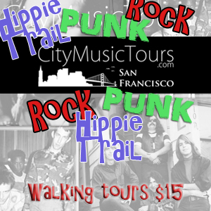 City Music Tours San Francisco - Day Tours