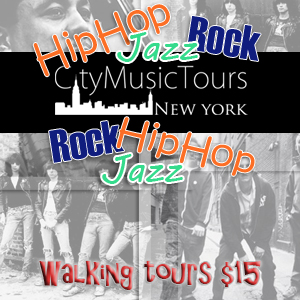 City Music Tours New York