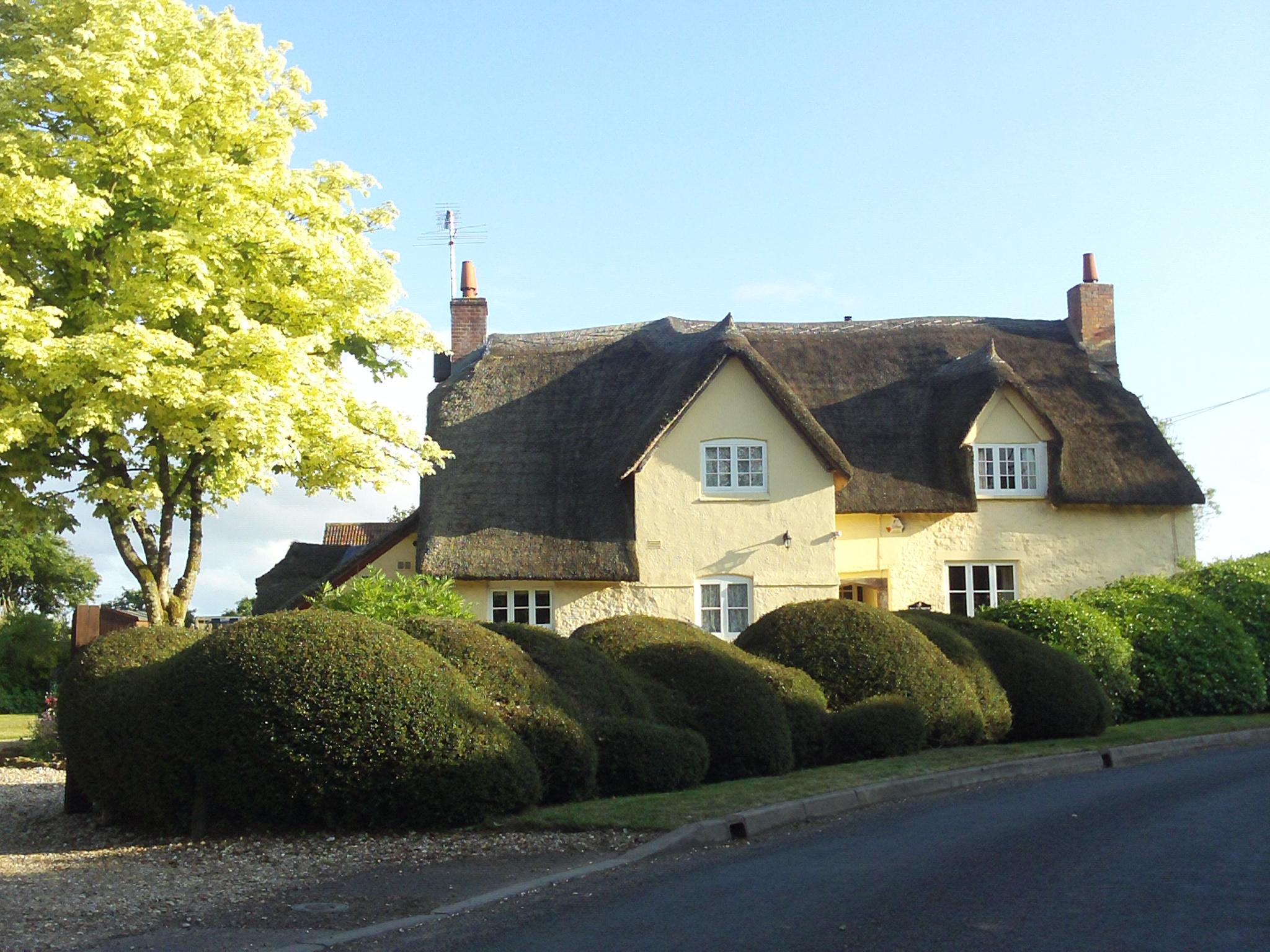 Halse Water Cottage