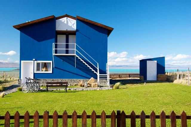Casa Azul - Familia Patagonica