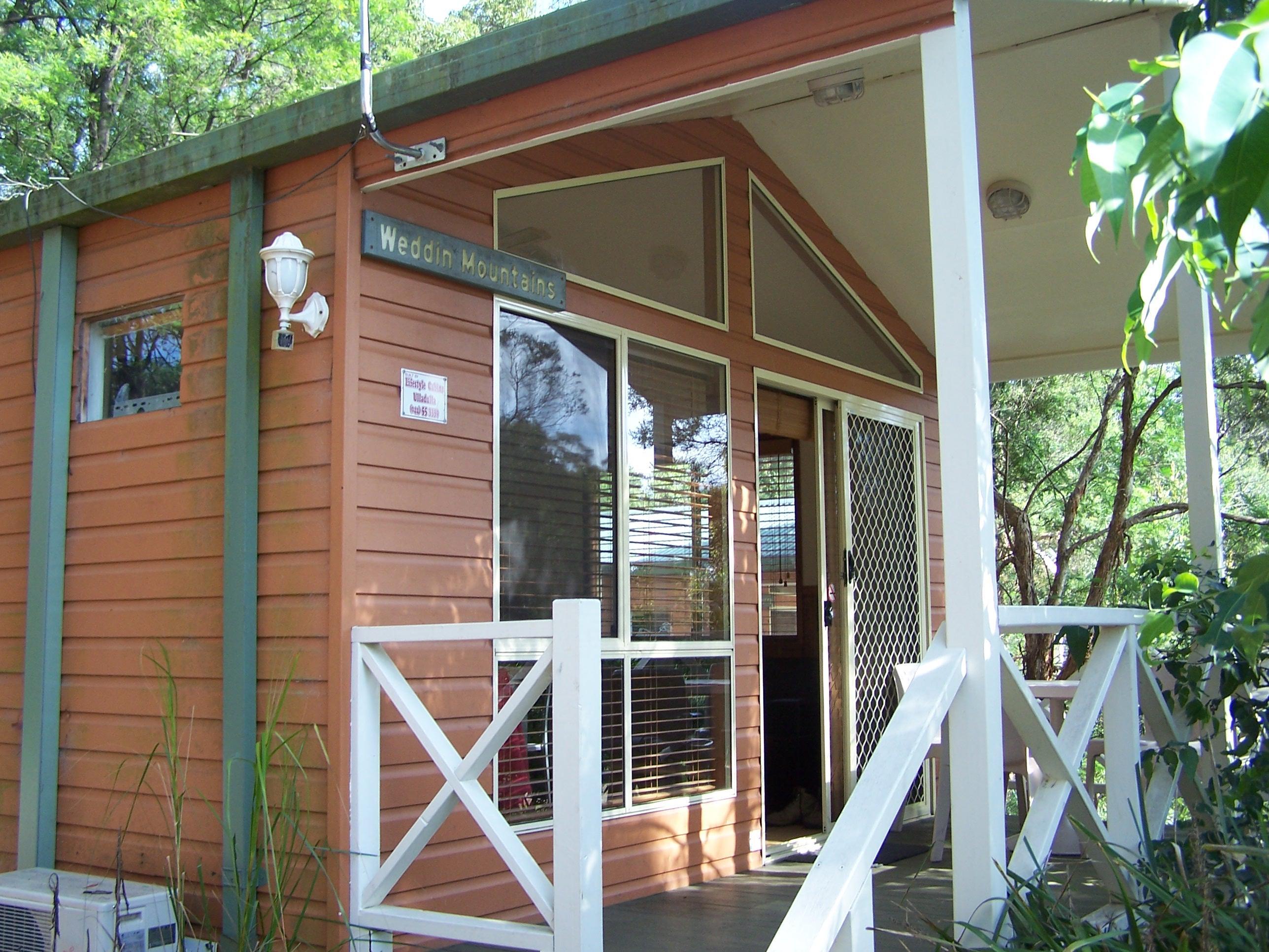 Lane Cove River Tourist Park