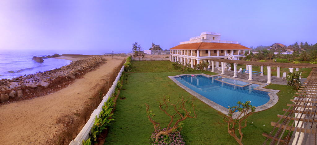 Neemrana's Bungalow on the Beach