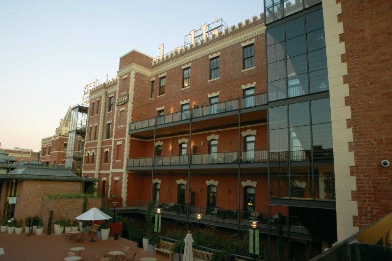 費爾蒙特傳統酒店,哥羅多利廣場