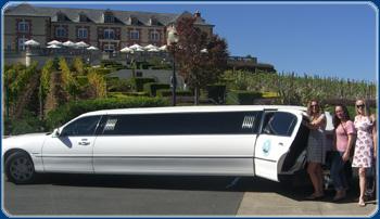 Prestige Limousine Napa Wine Tours