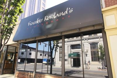 Frankie Rowlands Steak House