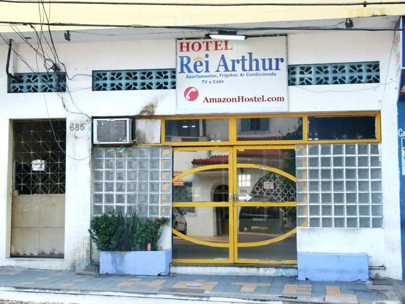 Hotel Rei Arthur