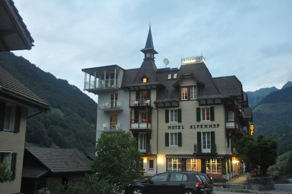 Hotel Alpenhof - Post
