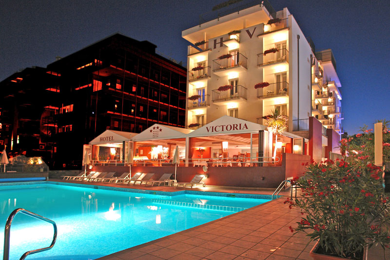 Hotel Victoria Frontemare