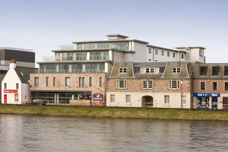 ‪Premier Inn Inverness Centre (River Ness) Hotel‬