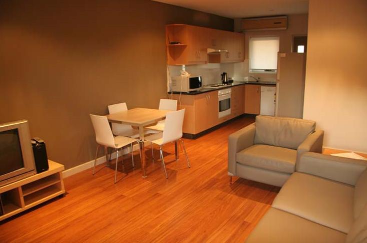 에텔톤 서비스 아파트