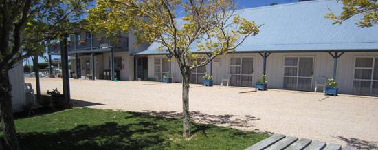 Collingwood Park Motel