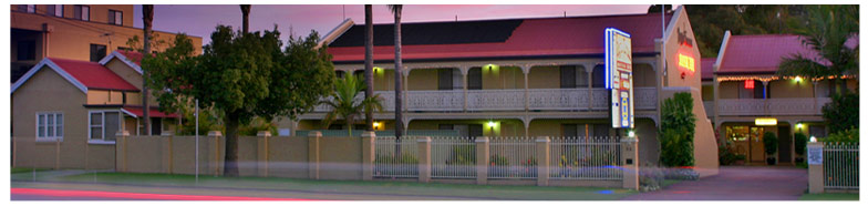 Argyle Terrace Motor Inn