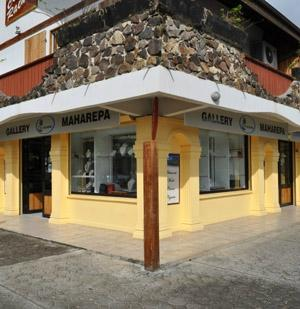 Les Tresors Gallery Maharepa