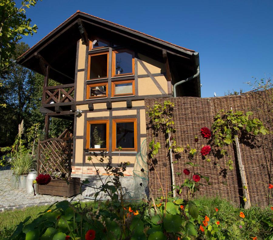 Ferienhaus im Spreewald