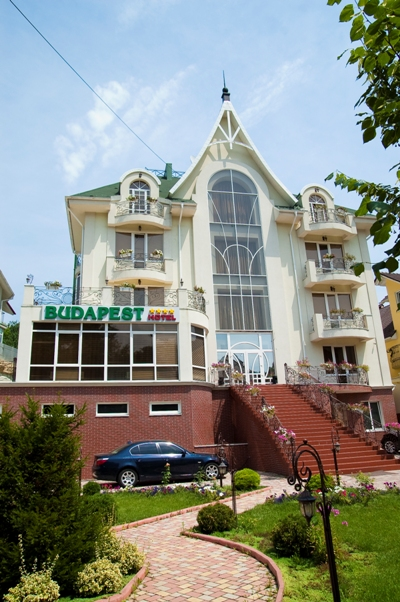 ブタペストホテル