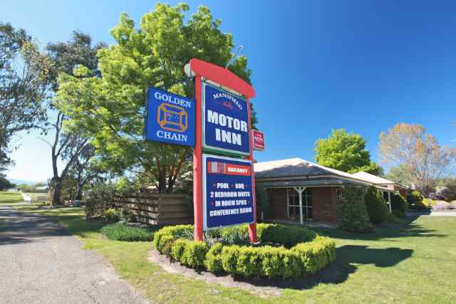 Mansfield Valley Motor Inn