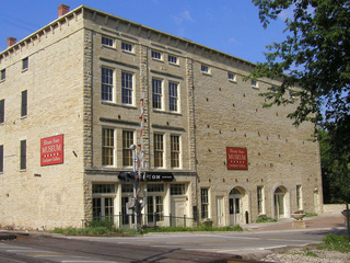 Illinois State Museum Lockport Gallery