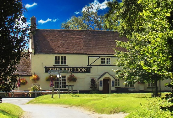 The Red Lion Boldre