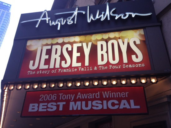 August Wilson Theater