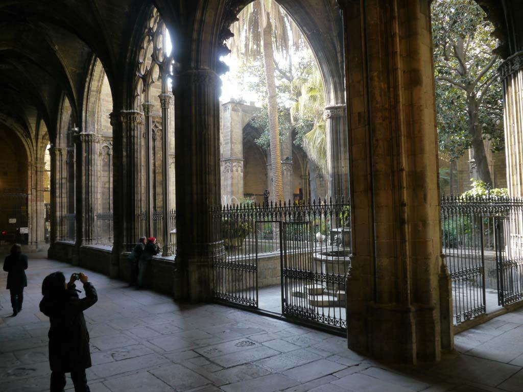 Barcelona Cathedral The Top 10 Things to